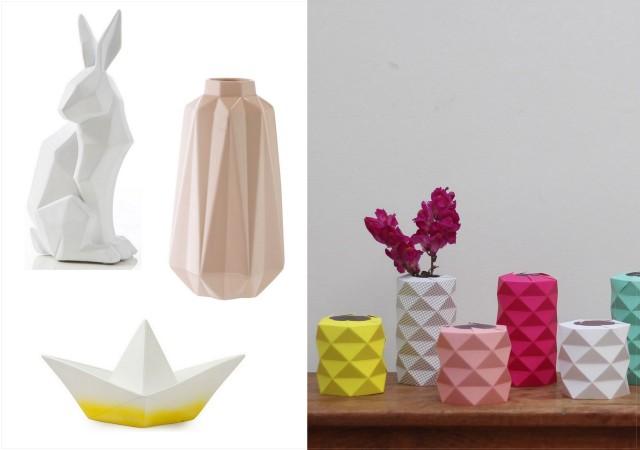 Déco origami et pliages