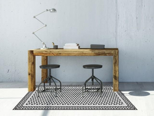 les carreaux de ciment adh sifs joli place. Black Bedroom Furniture Sets. Home Design Ideas