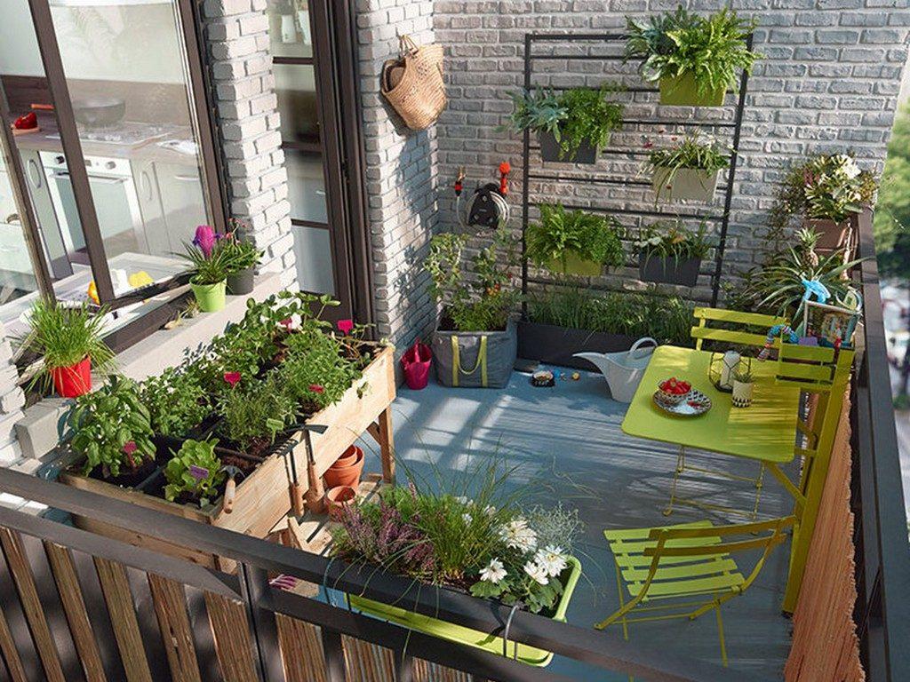 Où trouver une table de balcon rabattable - Joli Place
