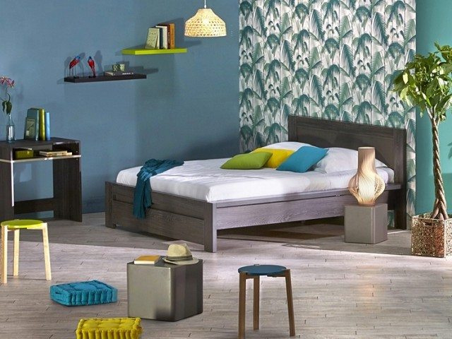 des inspirations d co tropicool joli place. Black Bedroom Furniture Sets. Home Design Ideas
