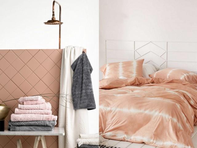 15 inspirations aux nuances de cosm tiques joli place. Black Bedroom Furniture Sets. Home Design Ideas