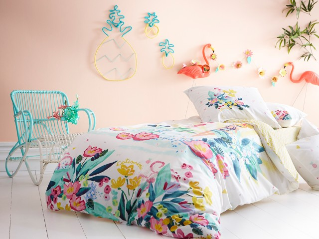 tropicool kids chambre enfant tropical joli place. Black Bedroom Furniture Sets. Home Design Ideas