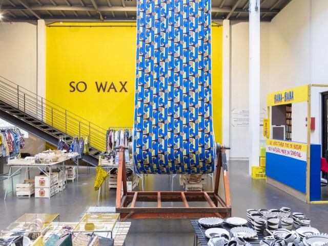 Expo So Wax chez Merci l\u0027occasion de la Fashion Week en mars dernier