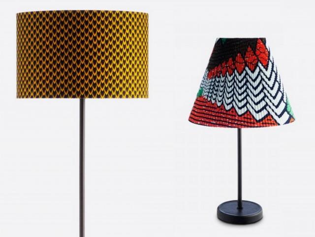 Lampes wax