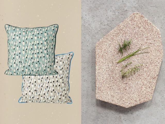 le terrazzo un mat riau d co qui redevient trendy. Black Bedroom Furniture Sets. Home Design Ideas