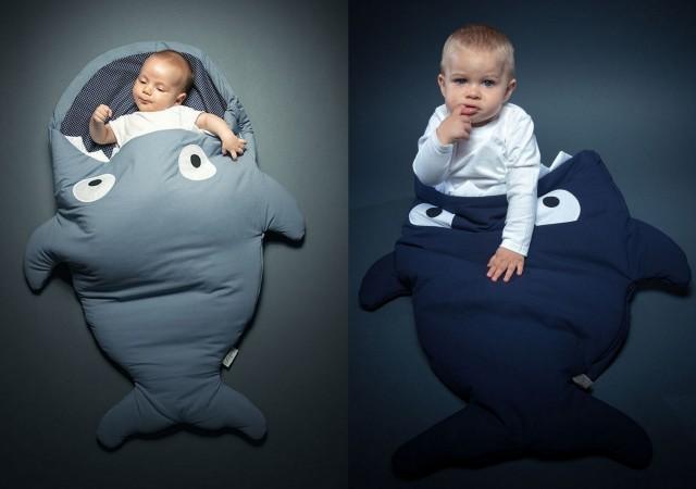 gigoteuse poisson bébé