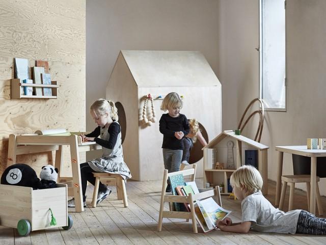 Ikea kids envoie du bois joli place