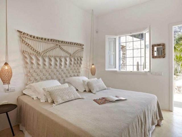 la d co en macram joli place. Black Bedroom Furniture Sets. Home Design Ideas