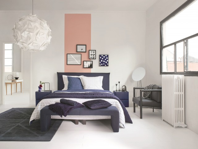 chambre scandinave rose solutions pour la d coration int rieure de votre maison. Black Bedroom Furniture Sets. Home Design Ideas