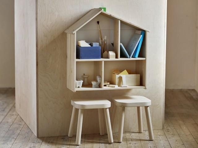 Ikea kids envoie du bois joli place - Maison du monde etagere murale ...