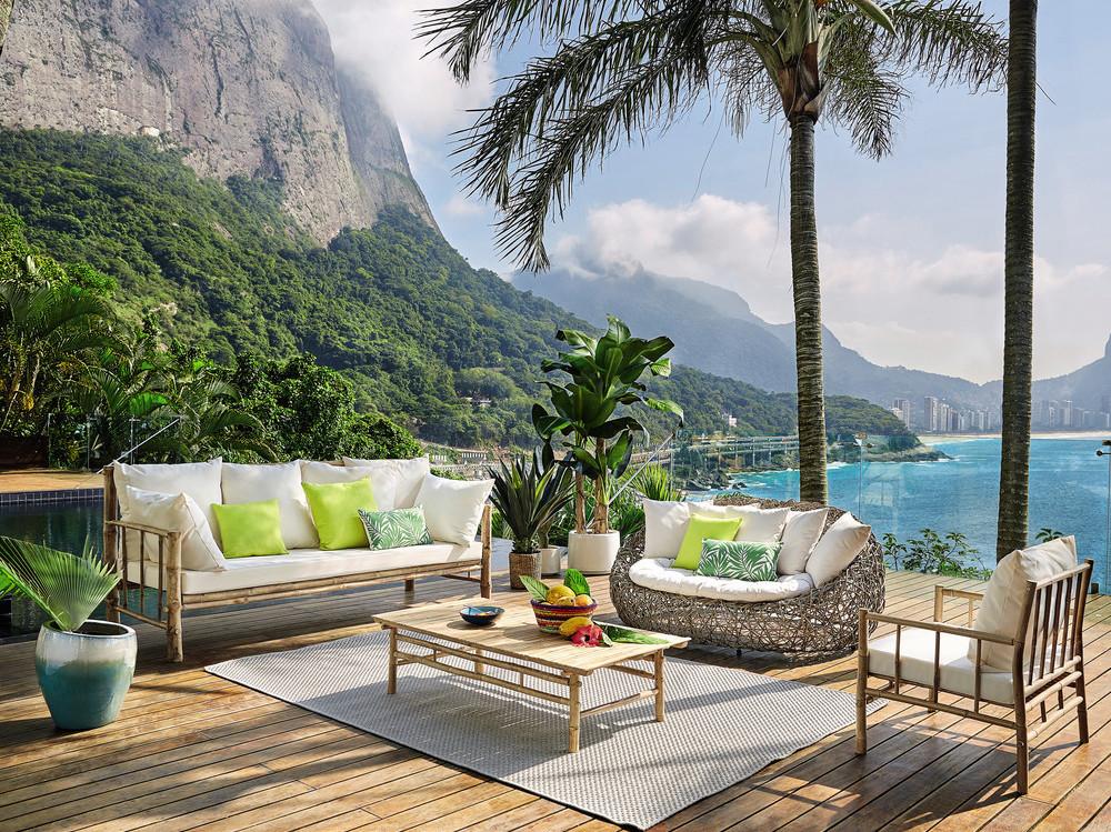 Joli place faites le plein d 39 inspirations d co pour la for Decoration jardin tropical