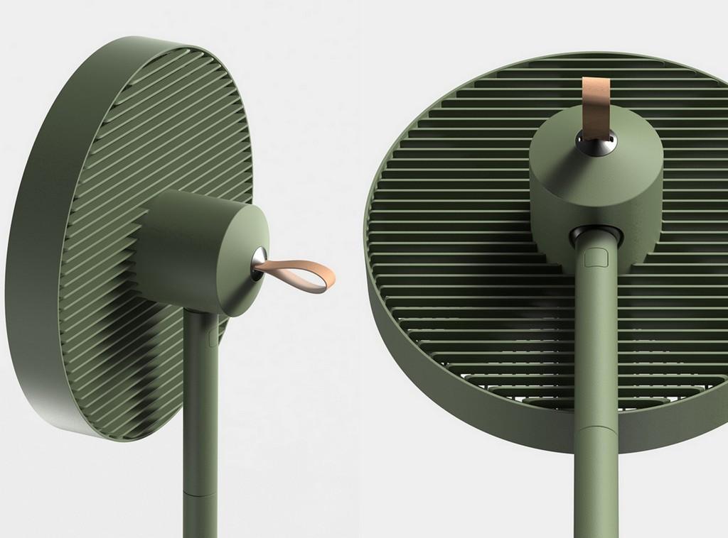 Ventilateur design