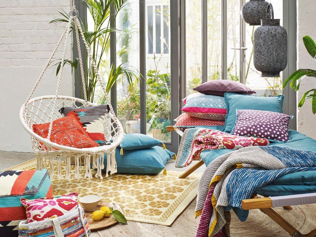 La collection gypsetter de la redoute joli place for Decoration maison la redoute