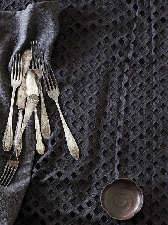 Déco cuisine en noir