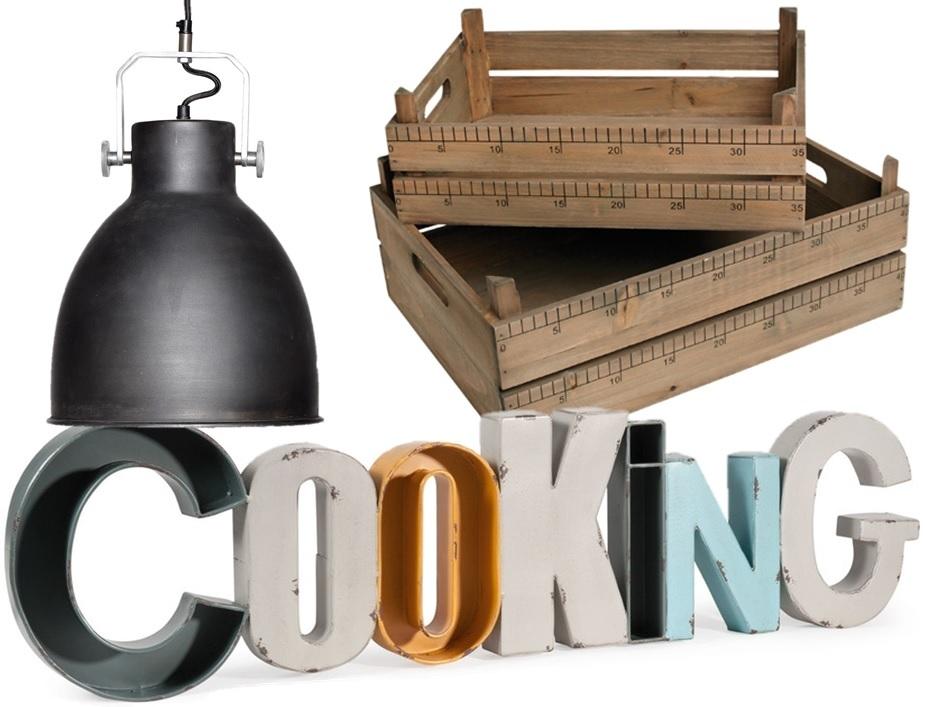 déco cuisine esprit industriel