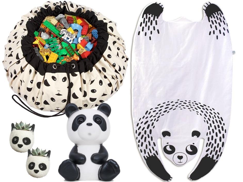 Déco panda chambre enfant