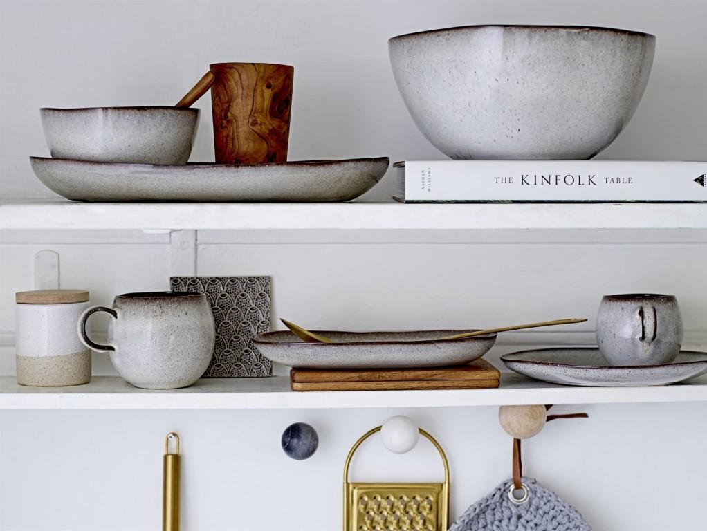 La vaisselle en c ramique de bloomingville joli place for Baignoire ceramique pas cher