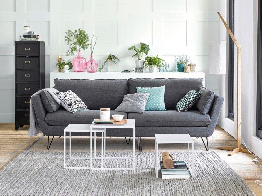 un canap 4 possibilit s joli place. Black Bedroom Furniture Sets. Home Design Ideas