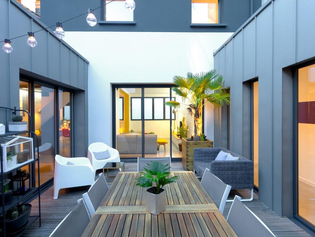 Loft style industriel