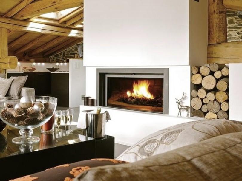 comment moderniser une chemine stunning relooker cheminee. Black Bedroom Furniture Sets. Home Design Ideas