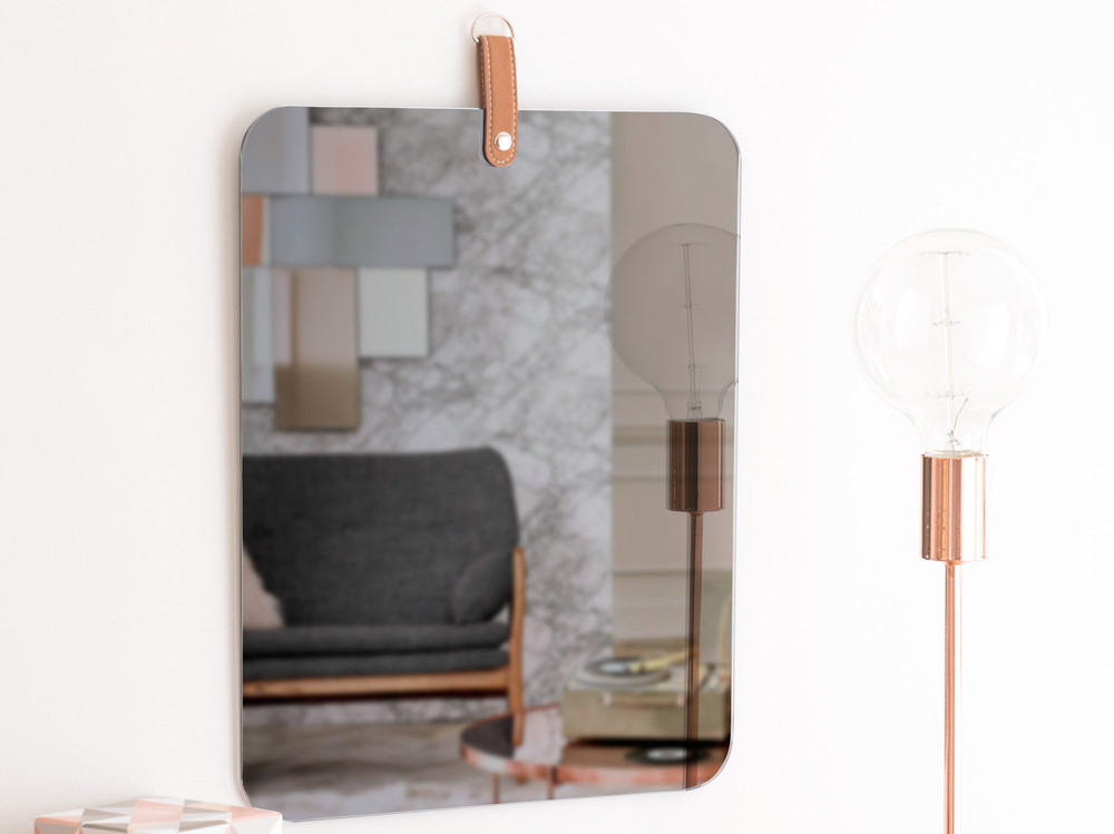 Awesome miroir rivoli maison du monde ideas awesome interior home satellite - Maison miroir ...