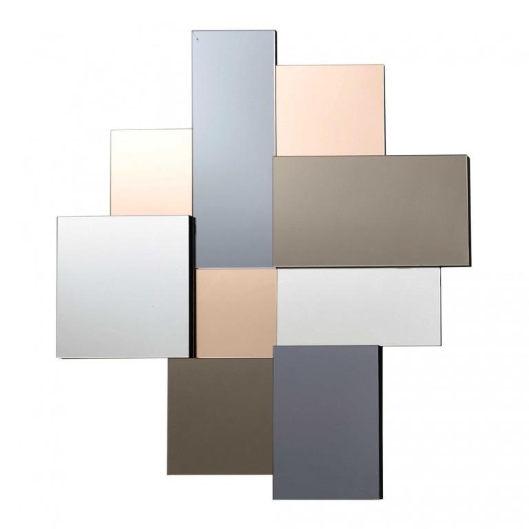 Le miroir teint nouvel incontournable joli place for Miroir industriel maison du monde