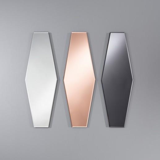 Le miroir teint nouvel incontournable joli place for Miroir hexagonal cuivre