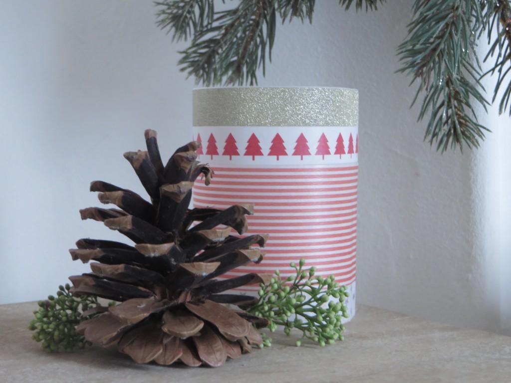 DIY Photophores de Noël