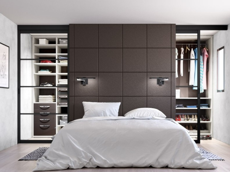 des placards pour tout ranger joli place. Black Bedroom Furniture Sets. Home Design Ideas