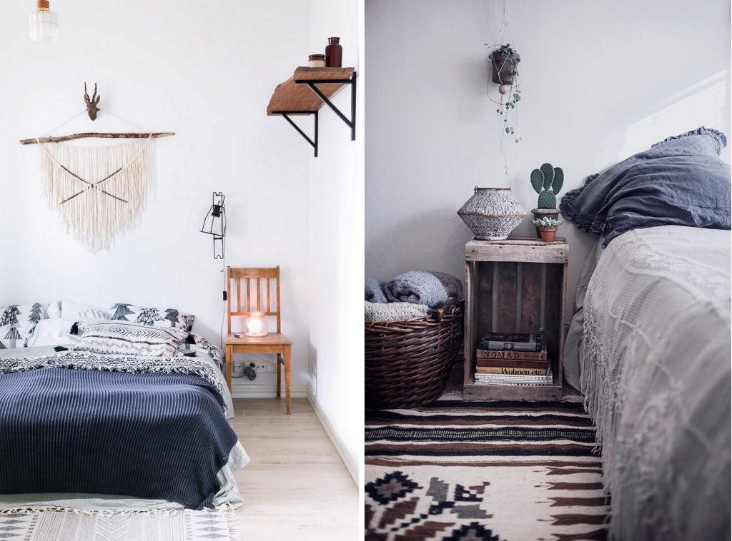 chambre boheme inside caleb and tess home in the northern. Black Bedroom Furniture Sets. Home Design Ideas