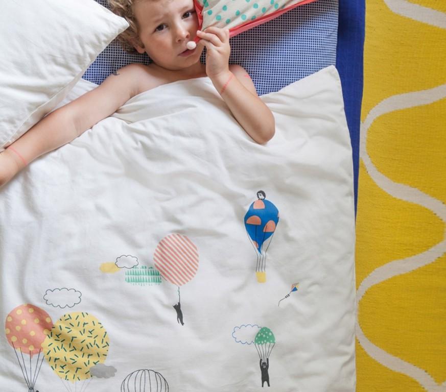 Linge de lit enfant