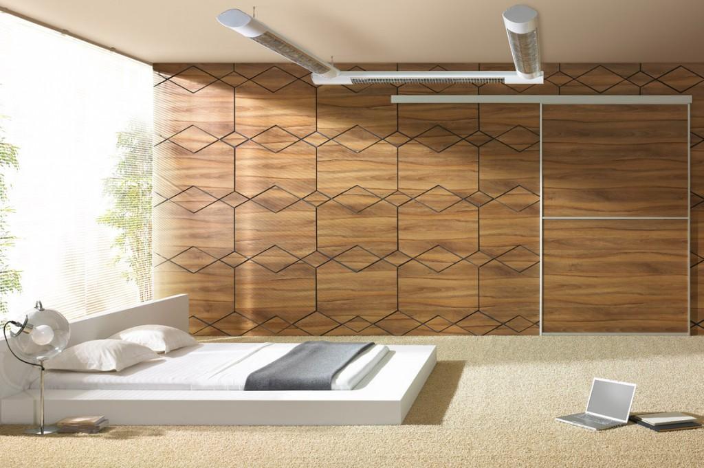 5 effets d co avec des portes de placard joli place Deco porte coulissante placard