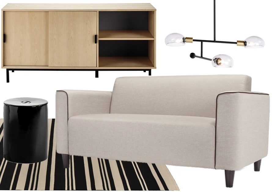 une d co neutre 100 soldes joli place. Black Bedroom Furniture Sets. Home Design Ideas