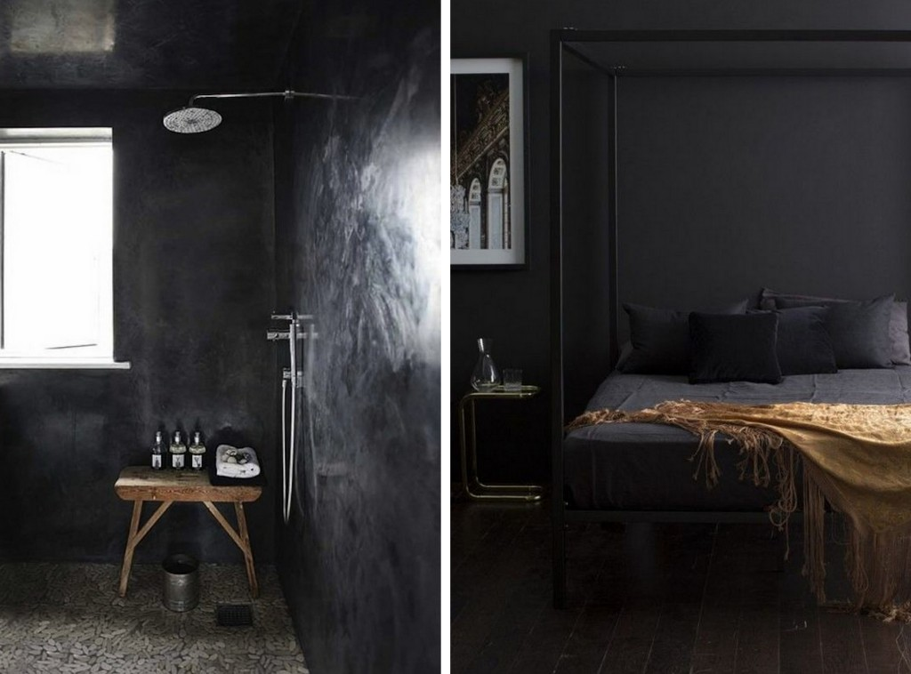 la d233co en noir black is the new black joli place