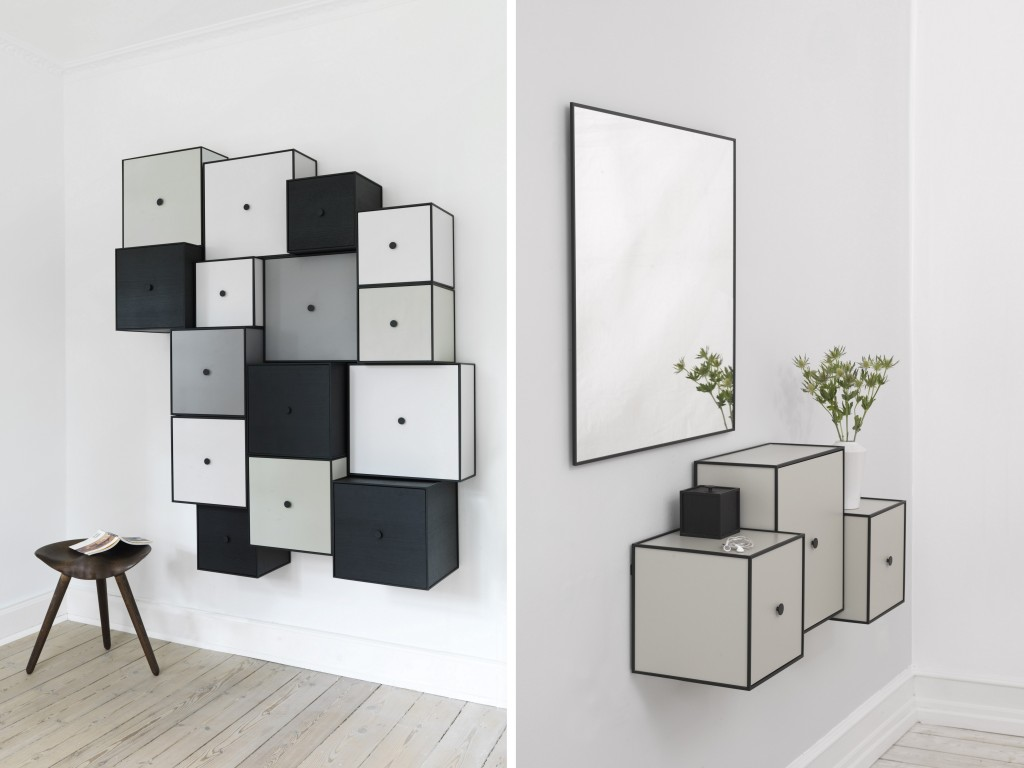 les compositions murales frame joli place. Black Bedroom Furniture Sets. Home Design Ideas