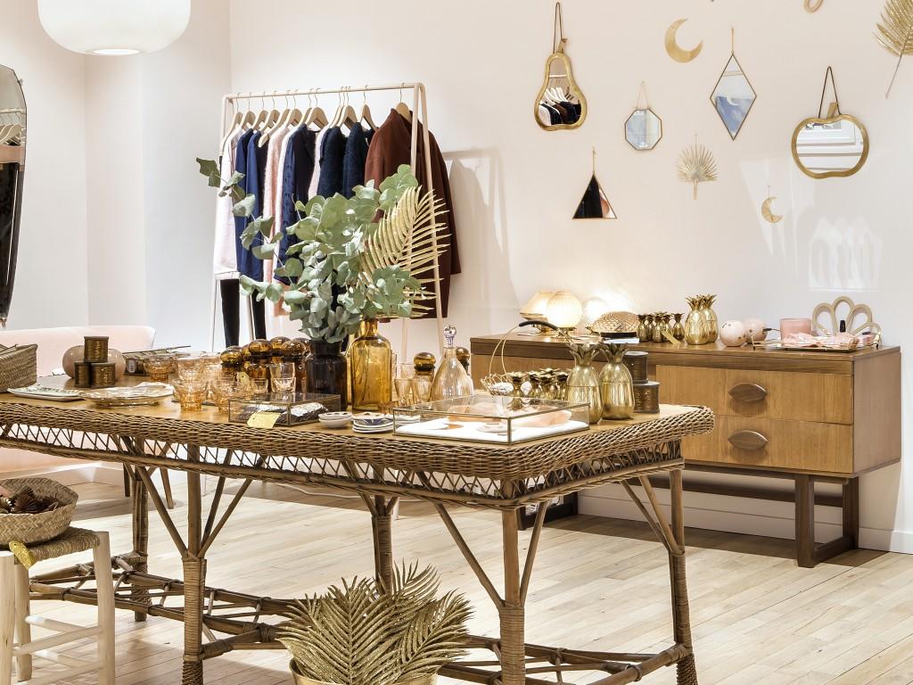 Magasin Des Idees Deco une boutique à la déco très girly - joli place