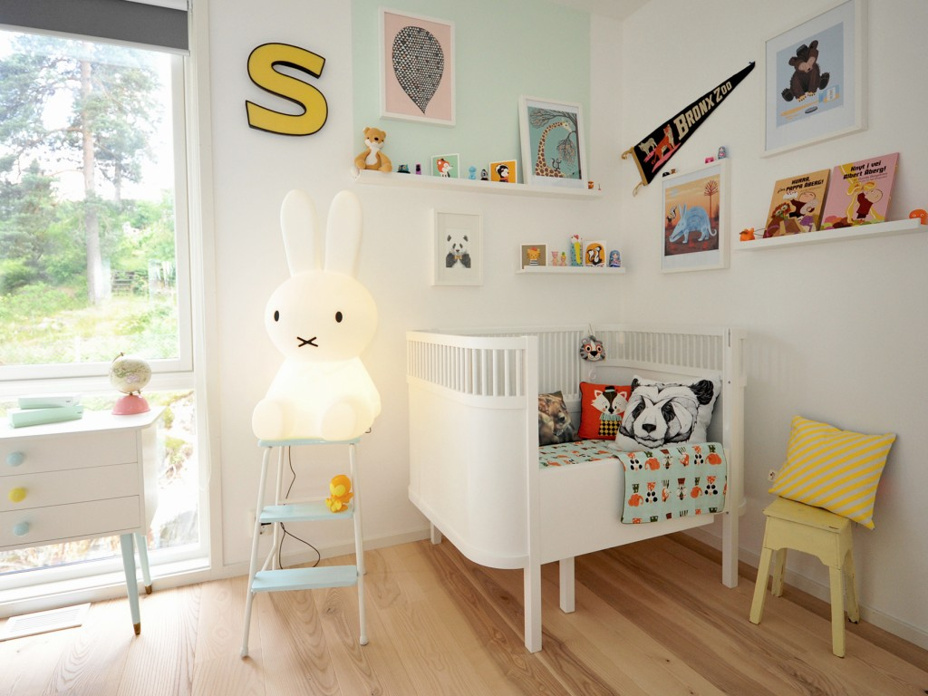 Lit évolutif Sebra : un petit lit qui grandit avec les kids