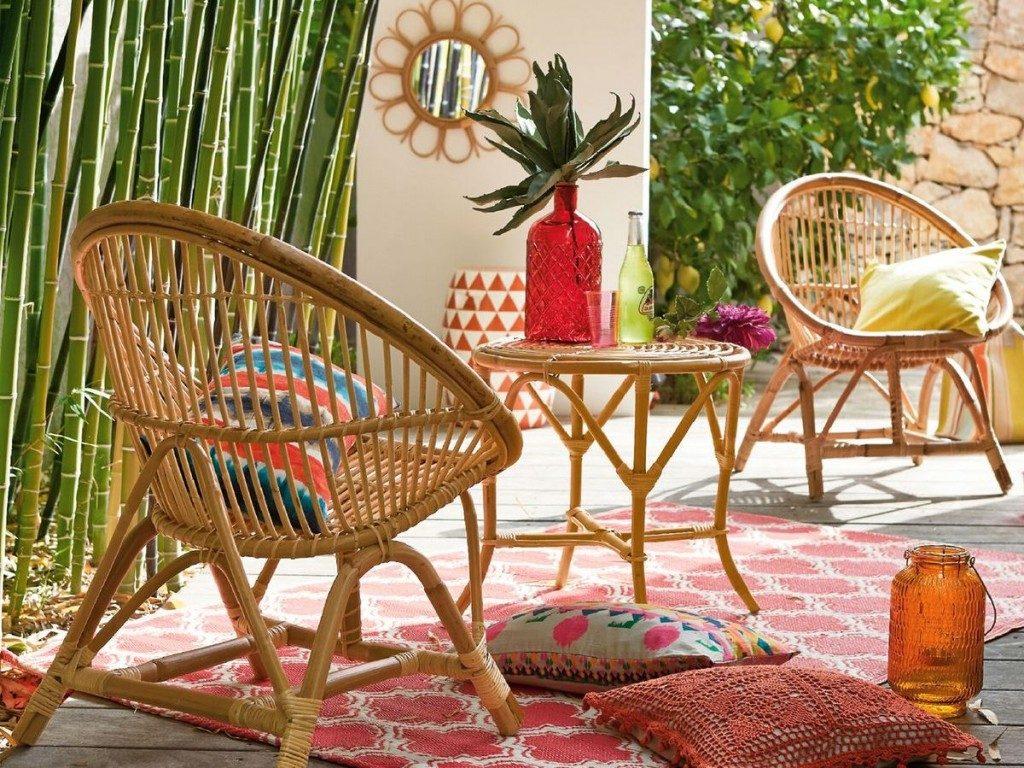 une d co d 39 ext rieur pleine de peps joli place. Black Bedroom Furniture Sets. Home Design Ideas