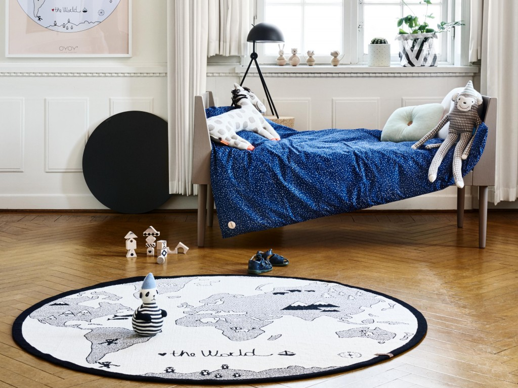 tapis enfant des mod les fun pour fille et gar on joli place. Black Bedroom Furniture Sets. Home Design Ideas