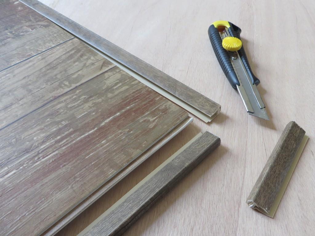 Comment Fabriquer Sa Tete De Lit fabriquer une tête de lit façon bois - joli place