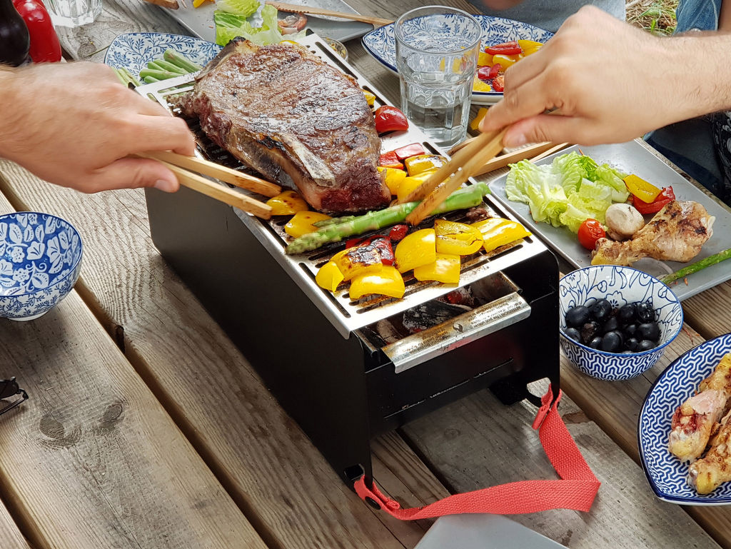 barbecue de table