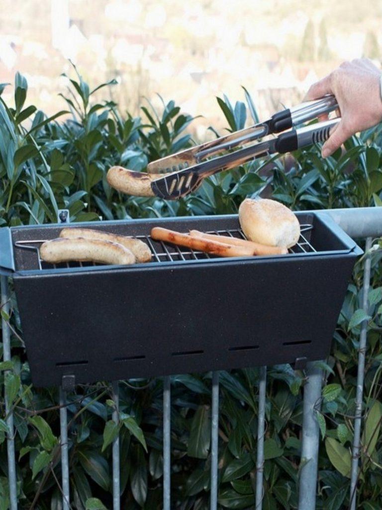 barbecue jardinière