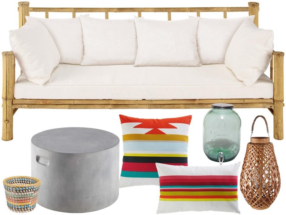 deco jardin avec bambou fabulous deco jardin avec bambou cloisons trompe loeil au jardin bambou. Black Bedroom Furniture Sets. Home Design Ideas