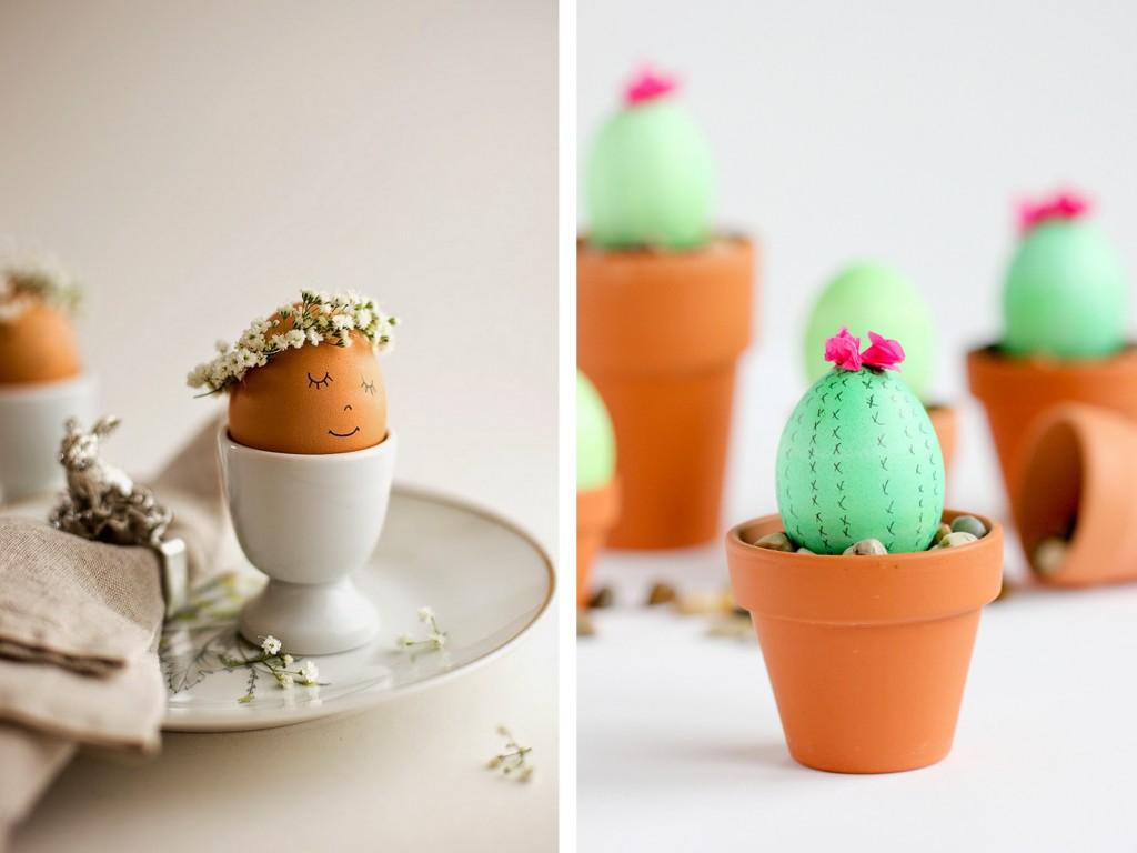DIY œufs de Pâques