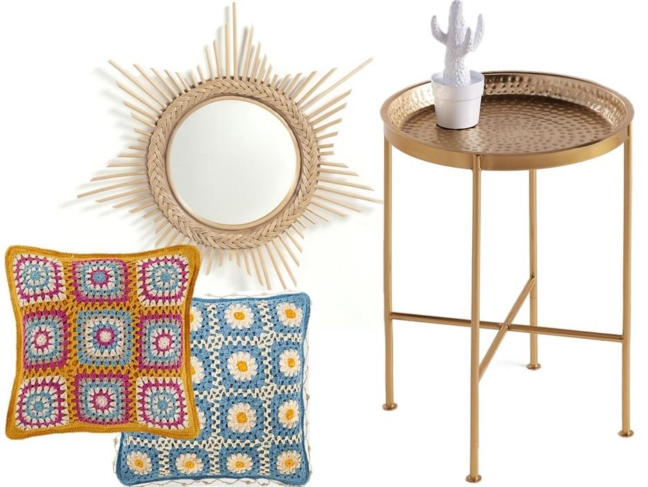 le salon hippie chic brigitte bardot x la redoute joli place. Black Bedroom Furniture Sets. Home Design Ideas
