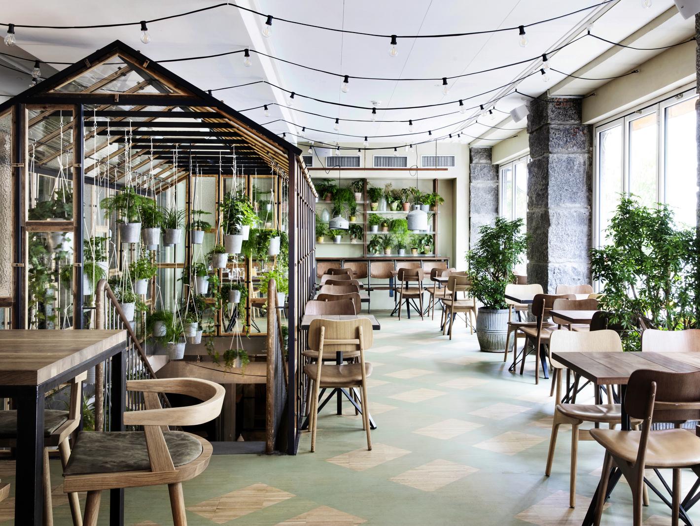 Préférence Déco végétale : ces lieux atteints par la jungle fever - Joli Place HQ35