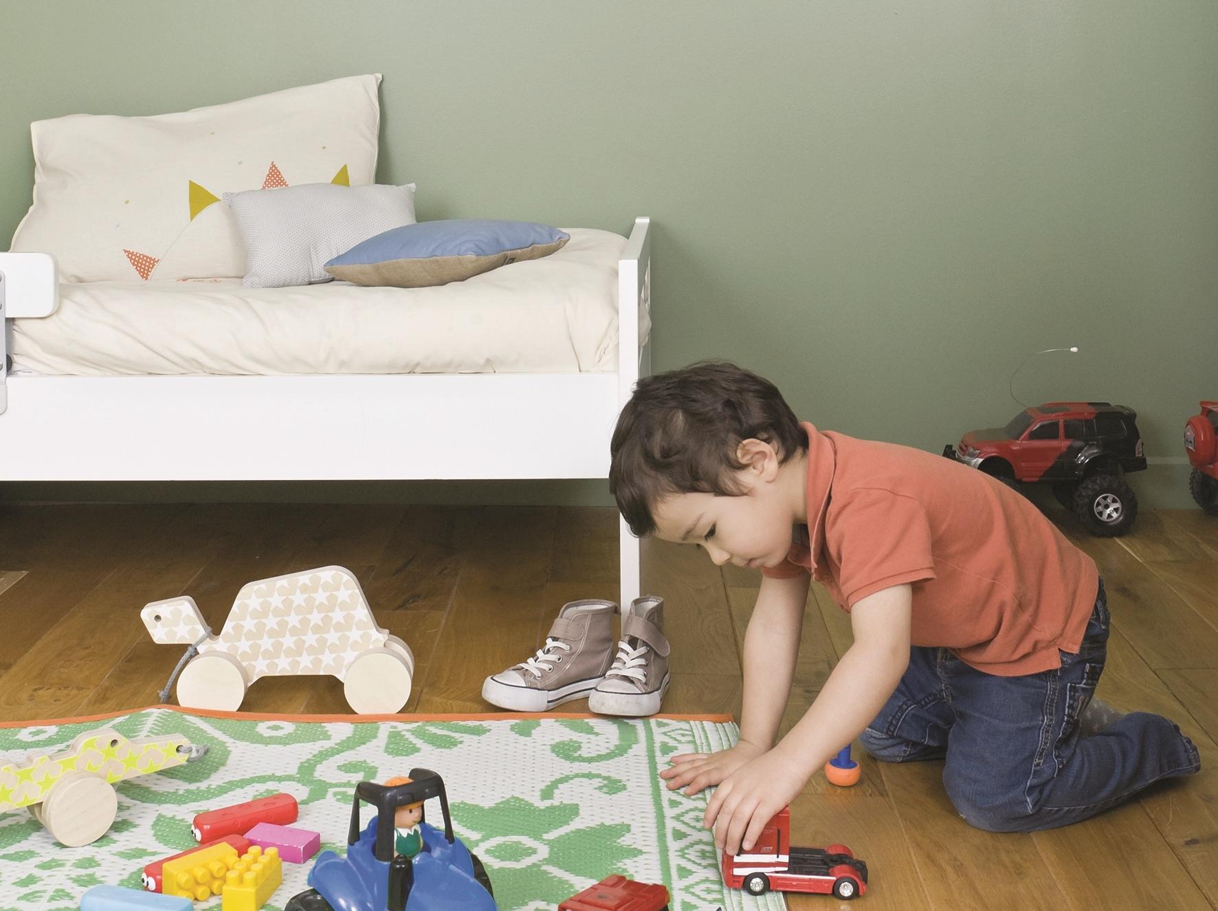 peinture chambre enfant