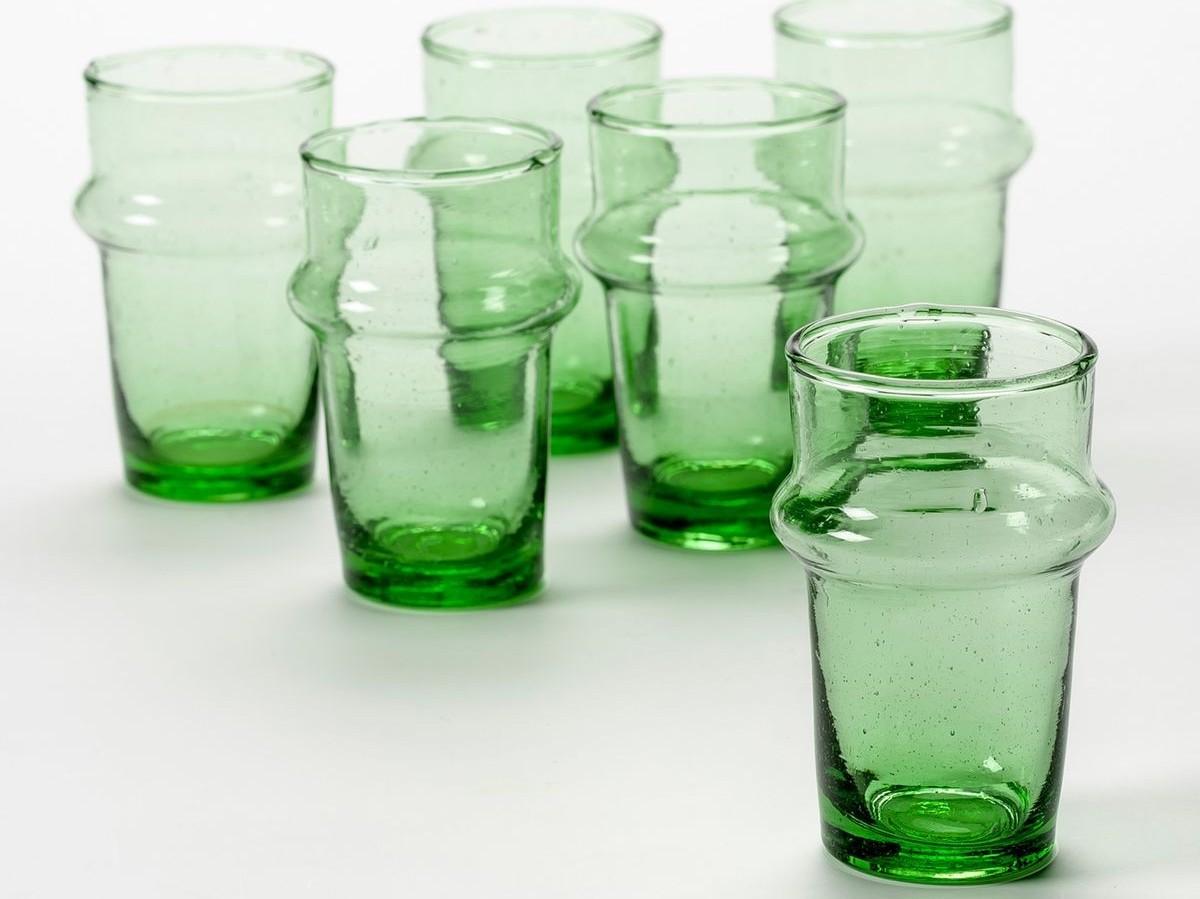 verres verts