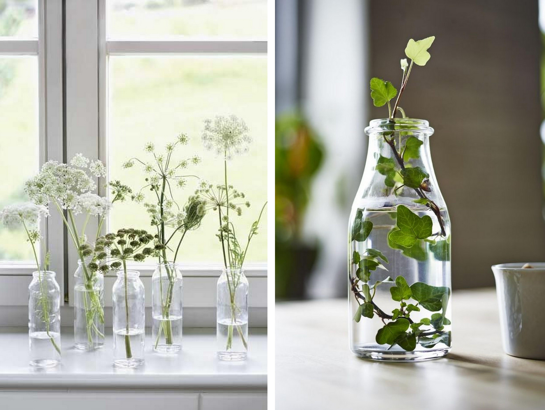 grand vase en verre fashion designs. Black Bedroom Furniture Sets. Home Design Ideas