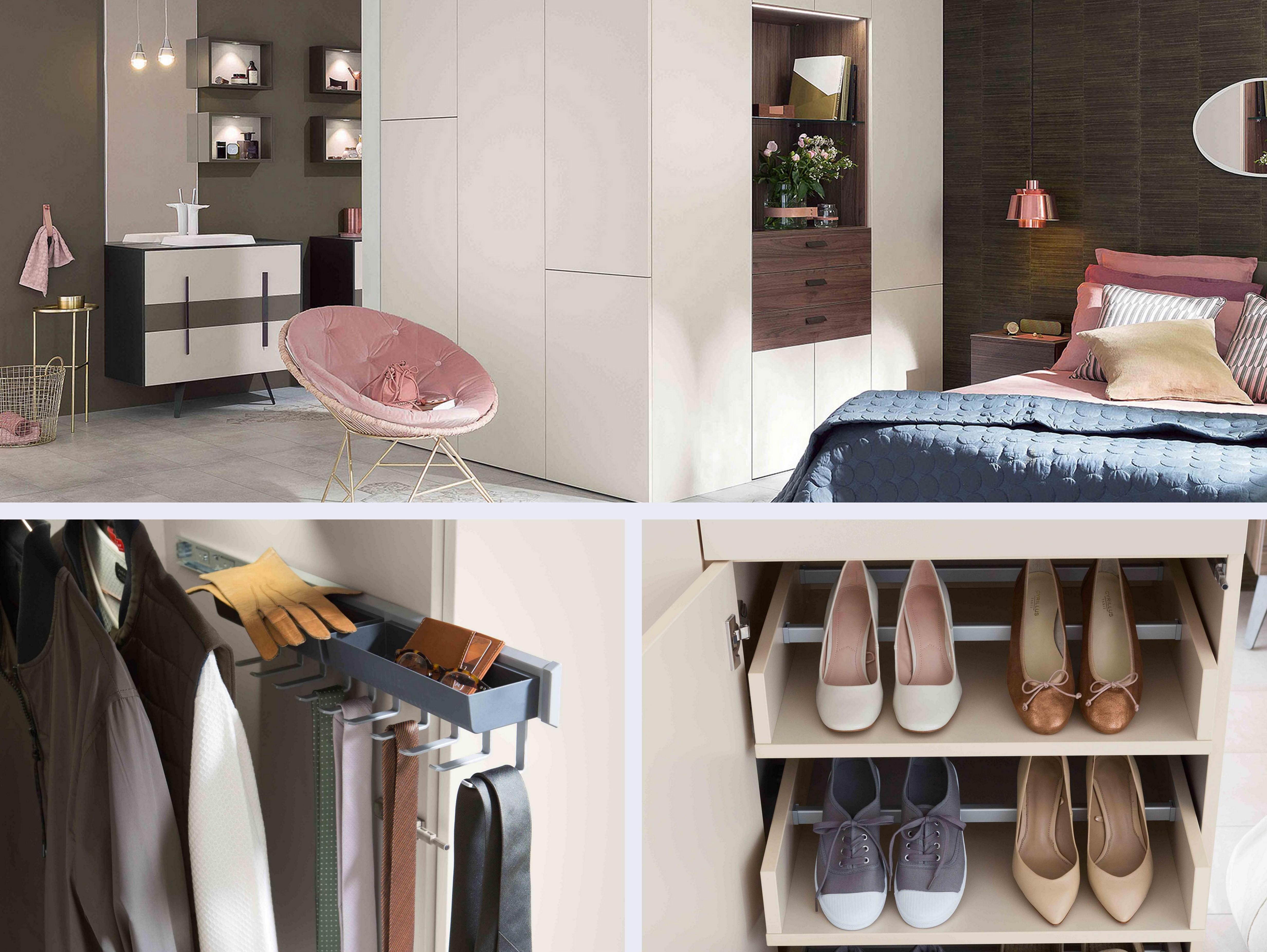crer un dressing dans une chambre et si le mieuxvivre ctait de runir une chambre un dressing et. Black Bedroom Furniture Sets. Home Design Ideas